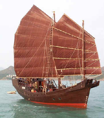 Precious Dragon off Lamma Island Hong Kong, 7:th November 1999